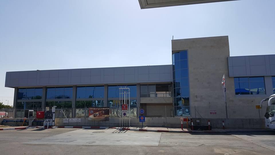 מרכז מסחרי רוזן