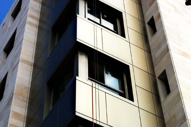 בניין מגורים – רמת גן